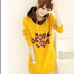 *** พร้อมส่ง*** เสื้อกันหนาวแฟชั่น สไตล์เกาหลี น่ารัก ๆ