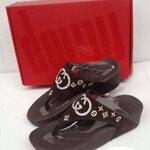 รองเท้า fitflop ไซส์ 37 สีน้ำตาล No.17