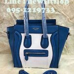 กระเป๋าแบรนด์เนม Celine  size 12 นิ้ว No.CE018