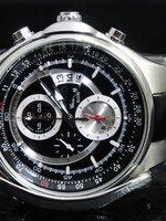 SEIKO Chronograph 100m Men's Watch  จับเวลา สุดยอดระบบจริงทั้งหมด