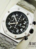 นาฬิกา Audemars Piguet Royal Oak Offshore Chronograph 25721ST.OO.1000ST.08.A งานเกรด Top Mirror