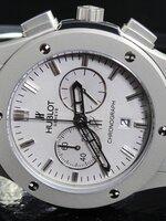 นาฬิกา Hublot Big Bang VenDome Chronograph งาน เซลามิคไทเทเนียม สวยบาง หายากสุด สวยขั้นเทพ