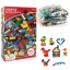 เลโก้จีน เลโก้อิสระ 1000 ชิ้น ส่งฟรีพัสดุไปษณีย์ thumbnail 1
