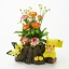 The series of Pokemon flower pot: Chilling in the forest with Pikachu thumbnail 1