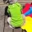เสื้อโปโลสุนัข สีเขียวสด (พร้อมส่ง) thumbnail 1