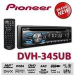 PIONEER DVH-345UB (เครื่องเล่น DVD/USB)