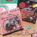 (60 ชิ้น/ชุด) สติ๊กเกอร์ Sentimental Circus Sticker Set