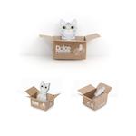 โพสต์-อิท น้องเหมียวในกล่อง (HOYA)
