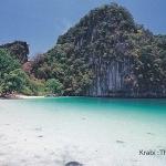 โปสการ์ด เกาะห้อง จังหวัดกระบี่ /ทะเล/ชายหาด/อุทยานแห่งชาติ