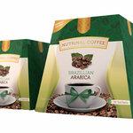 Nutrinal Coffee Brazillian Arabica กาแฟ บาซิลเลี่ยน อราบิก้า ผสมคอลลาเจน ผิวสวย ควบคุมน้ำหนัก [30ซอง]
