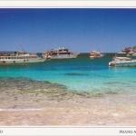 โปสการ์ด เกาะสิมิลัน จังหวัดพังงา /ทะเล/ชายหาด/อุทยานแห่งชาติ