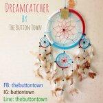 Dreamcatcher ตาข่ายดักฝัน รุ่น ซุปเปอร์จัมโบ้ ทรีโทน