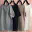 KOREA CHIC DESIGN.. เสื้อตัวยาว ดีไซส์เก๋ๆ เนื้อผ้าลิลินผสมฝ้าย thumbnail 4