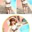 SM-V1-163 ชุดว่ายน้ำแฟชั่น คนอ้วน เด็ก ดารา thumbnail 4