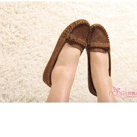 ** ไซส์ 36 43 ** รองเท้าส้นแบน สีน้ำตาลตามภาพเลย หนังแท้ พื้นยางพารา ไม่ลื่น ทนทานมาก ยื่นหยุ่นได้ดี ใส่สบายสุดๆ งานเกาหลี การันตีคุณภาพ สำเนา
