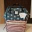 กระเป๋า Anello USA Classic CANVAS Rucksack (STD) วัสดุ CANVAS Fabric เนื้อหนานิ่มคุณภาพดี ออกเเบบลาย Limited สวยเก๋ไม่เหมือนใคร thumbnail 1