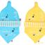 เซตหมวก+ผ้าซับน้ำลาย / ลายขวดนม (มี 6 สี) thumbnail 21