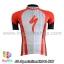 เสื้อจักรยานแขนสั้นทีม Specialized 13 สีแดงขาว สั่งจอง (Pre-order) thumbnail 1