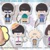 Koedarize A - Acrylic Keychain Collection Osomatsu-san 8Pack BOX(Pre-order)