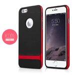 เคส iPhone 6 Case Rock Royce Hybrid Series Red