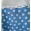 """jp2094-เสื้อแฟชั่น ชีฟอง สีฟ้าลายจุดขาว """"อก 32 นิ้ว"""" thumbnail 6"""