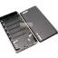 Power Bank แหล่งจ่ายไฟสำหรับ Arduino ESp8266 ชาร์จไฟผ่าน USB ถ่าน 18650 6 ก้อน สีดำ thumbnail 1