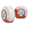ลำโพง JBL Pebbles USB Speaker (Orange)