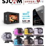 กล้อง SJCam ของแท้ 100% [รับประกันยาวๆ 1 ปีเต็ม]