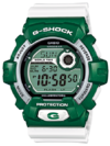 นาฬิกา คาสิโอ Casio G-Shock Limited model Color series รุ่น G-8900CS-3 (StarBucks)