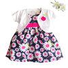 ชุดเดรสพร้อมเสื้อคลุม Ashley's ( 3,6,9 เดือน )