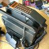 โทรศัพท์เคลื่อนที่(กระเป๋าหิ้ว) ยี่ห้อ ERICSSON รุ่น CONTRON UNIT PT90  (สภาพ 80%)