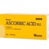 Korea Original Huons Ascorbic Acid 10amp Vitamin C injection 500mg/2ml