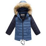 เสื้อโค้ทกันหนาวขนเป็ด C86-24