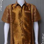 เสื้อผ้าไหมญี่ปุ่น XL NS112-7