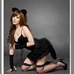 ชุดคอสเพลย์นางแมวป่า