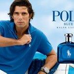 Ralph Lauren POLO Blue EDT 125 ml มีกล่อง+ซีล