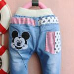 กางเกงยีนส์เด็ก  JJ61