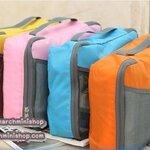 Travel Check [ใบเล็ก] กระเป๋าใส่เสื้อผ้าสำหรับเดินทาง