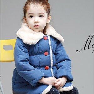 เสื้อโค้ทกันหนาว size 140 C82-21