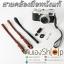สายคล้องข้อมือกล้องหนังแท้ Camera Wrist Strap Leather thumbnail 6