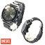 นาฬิกาข้อมือ ดีเซล Diesel Chronograph GMT Mens Watch รุ่น DZ4224 thumbnail 2