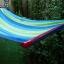 เปลญวน ผ้าสลับสี ขอบไม้ 200CM*80CM thumbnail 14
