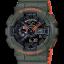 นาฬิกา Casio G-Shock GA-110LN Layered Neon colors series รุ่น GA-110LN-3A ของแท้ รับประกัน1ปี thumbnail 1