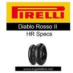 Diablo Rosso II (HR Specs)