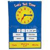 ของเล่นเด็ก ของเล่นเสริมพัฒนาการ Teaching Time Pocket Chart (ส่งฟรี)