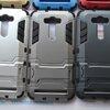 เคส Asus ZenFone 2 Laser (ZE550KL) 5.5 นิ้ว เคส PC + TPU หลังแข็ง ขอบนิ่มตั้งได้