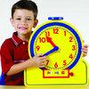 ของเล่นเด็ก ของเล่นเสริมพัฒนาการ Primary Time Teacher 12-Hour Learning Clock (ส่งฟรี)