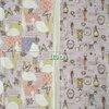 ผ้าคอตตอนลินิน ญี่ปุ่น ลายวินเทจ โทนม่วง มี 2 ลายในผืนเดียว ขายที่ขนาด 1/2 เมตร เป็นต้นไปค่ะ