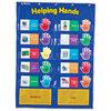 ของเล่นเด็ก ของเล่นเสริมพัฒนาการ Helping Hands Pocket Chart