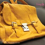 Colorful Soft Leather Bag